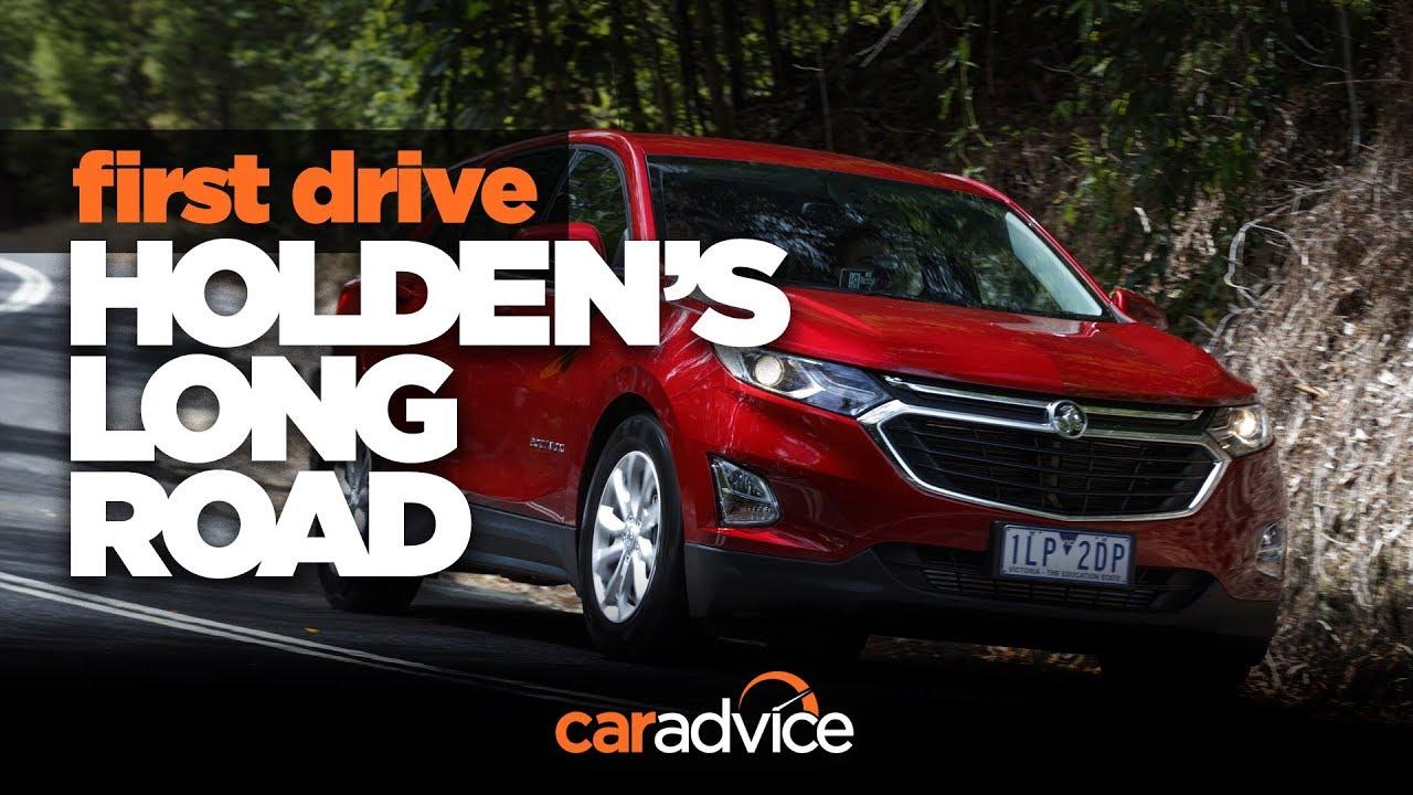 2018 Holden Equinox review - Dauer: 4 Minuten, 51 Sekunden