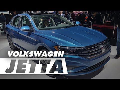 Volkswagen Jetta renovado estreia em Detroit