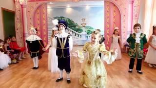 БЕЗУПРЕЧНЫЙ танец в детском саду АНО ДОУ Солнышко