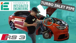 Integrated Engineering Turbo Inlet Audi RS3 8v