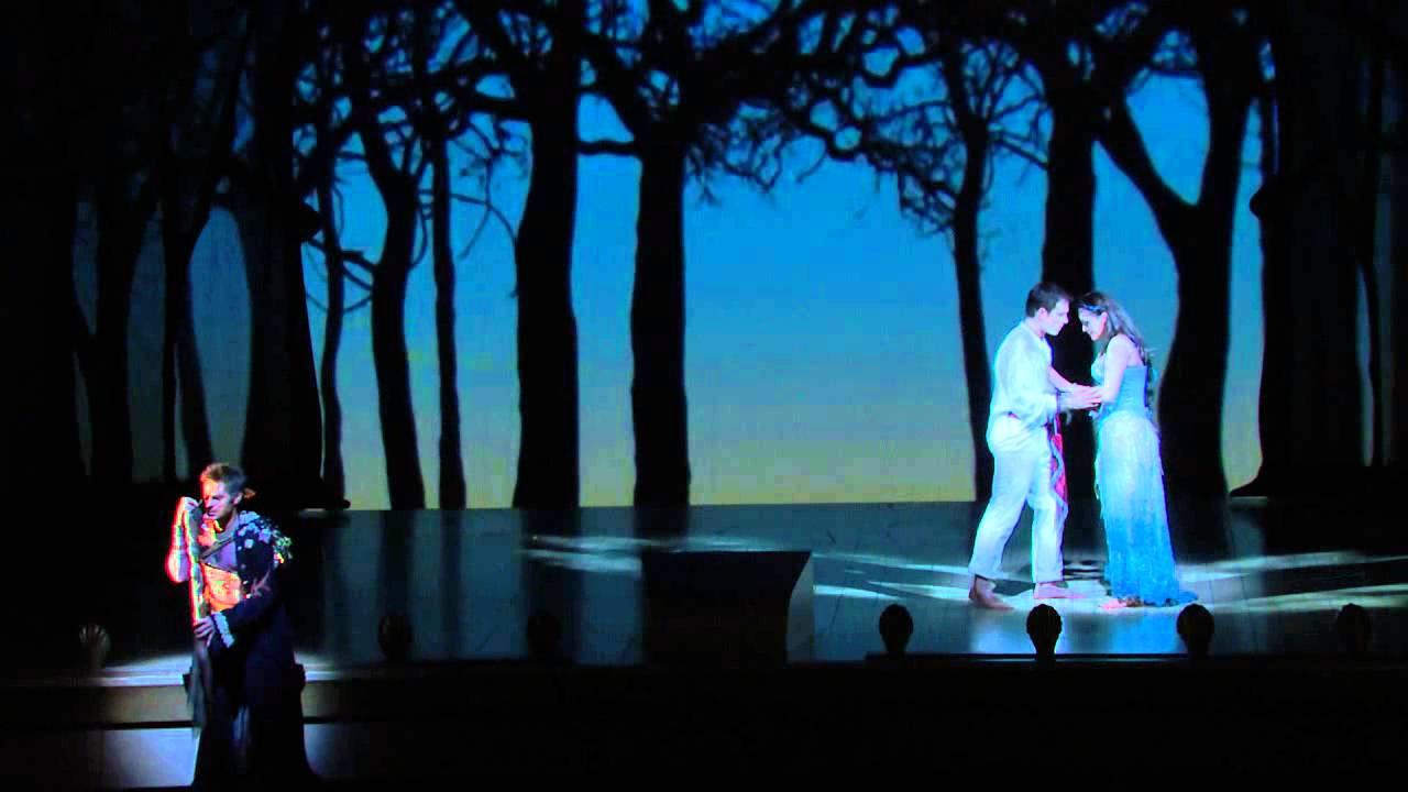 "The Tempest: ""High on the Headland"" -- Isabel Leonard, Alek Shrader (Met Opera)"