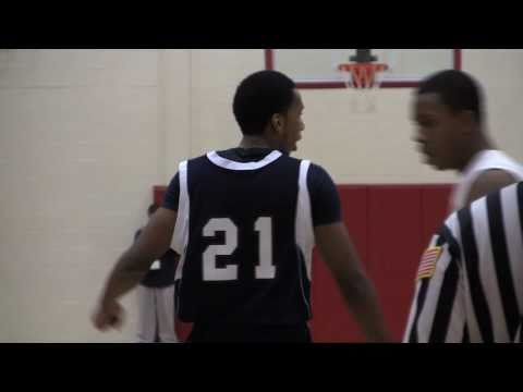 POTT - Jonathan Alexander throws down the and 1 at the Prime Time Shootout
