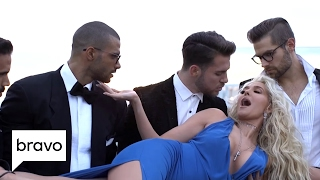 RHOBH: Go Inside Erika Girardi's Flaunt Magazine Photo Shoot (Season 7) | Bravo