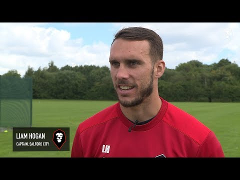 Liam Hogan is our new Club Captain!