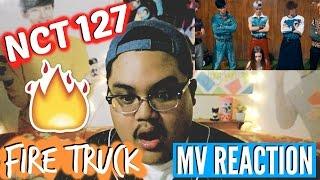 vuclip [MV Reaction] NCT 127 - 소방차 (Fire Truck)