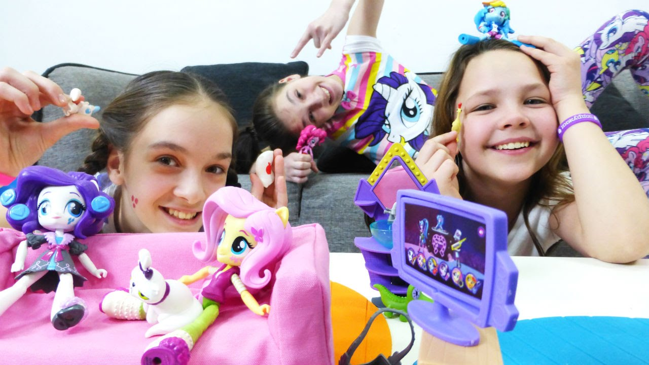 My Little Pony - B1769 - Май Литл Пони Кукла EG - в продаже на TOY .