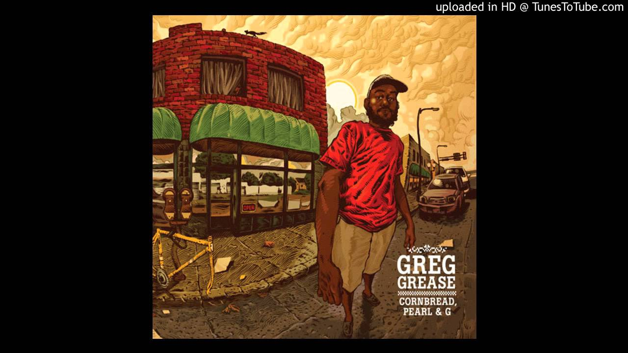 Greg Grease - Flute Beat