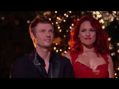 Nick Carter - I Will Wait (Live on Dancing With The Stars Finale)