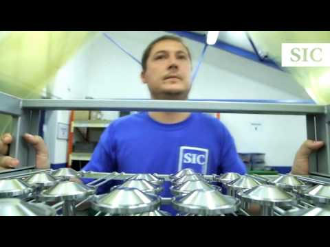 Rubber to metal molding at SIC HUNGARY Rubber Manufacturing