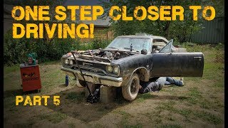 Gambar cover ABANDONED Muscle Car Revival! First Start in 35 years! -- Part 5