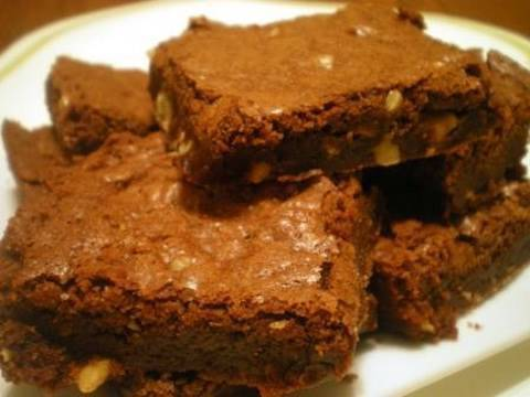 Brownies With Walnuts Youtube
