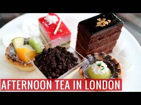 How to Have Afternoon Tea in London | Afternoon Tea Guide