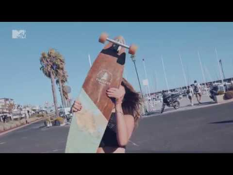 MTV IT Girls 2 #9 | Madalena, a skater girl