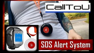 SOS Emergency Alert System Review: Wireless Caregiver Pager -6 MONTHS LATER-