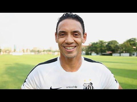 Ricardo Oliveira fala sobre experiência na Seleção