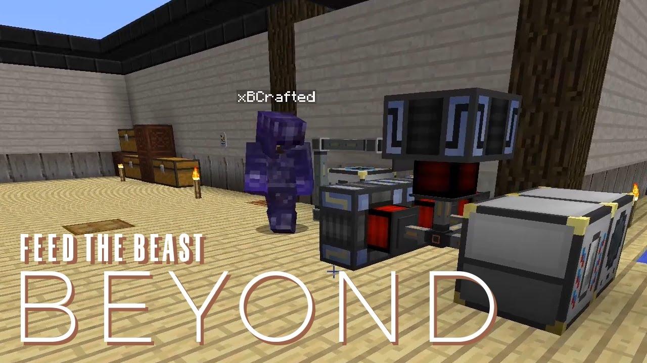 FTB Beyond w/ xB - POWER GENERATION TESTING [E17] (Modded Minecraft)
