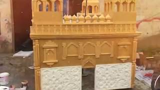 Thermocol Modal Golden Temple