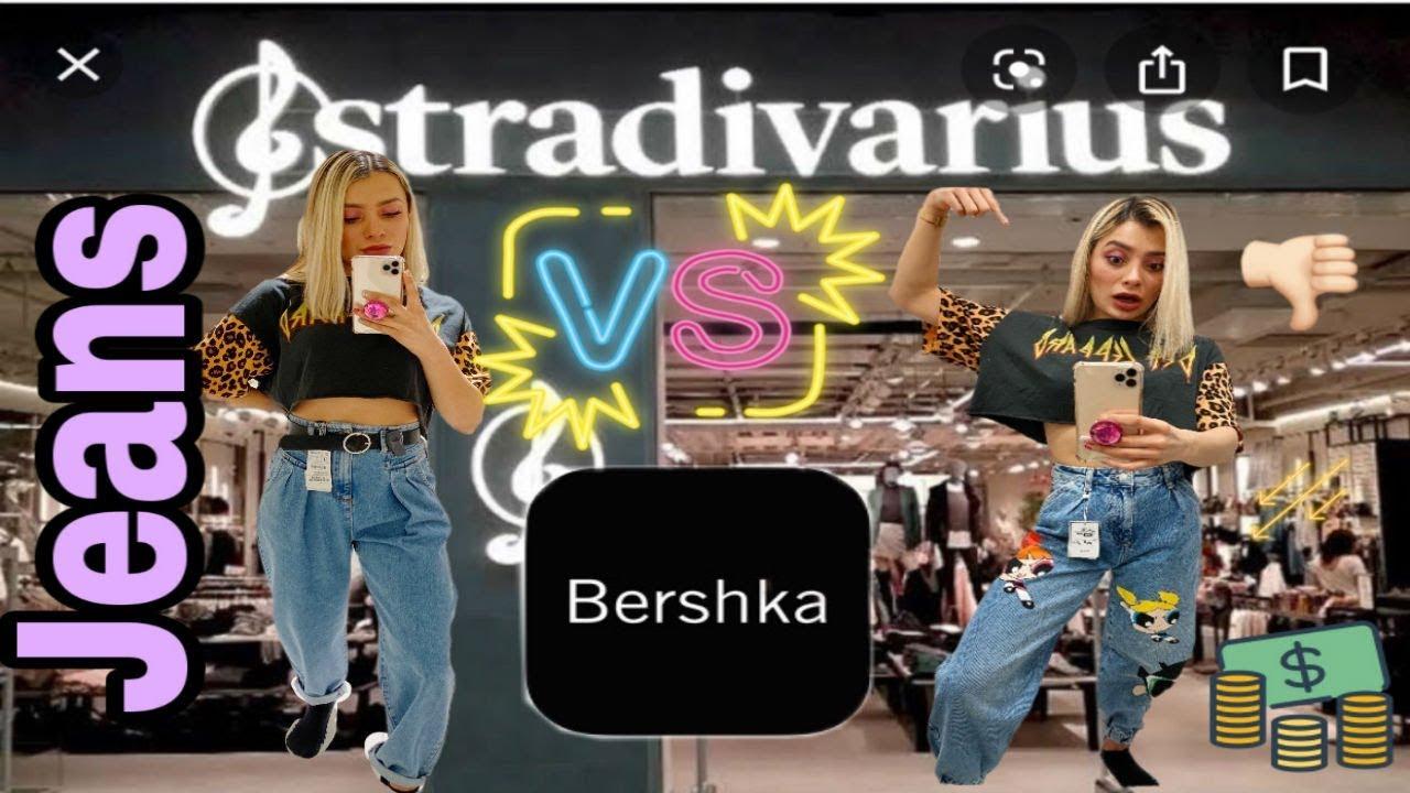 Bershka Vs Stradivarius Jeans Precio Calidad Outfits Youtube