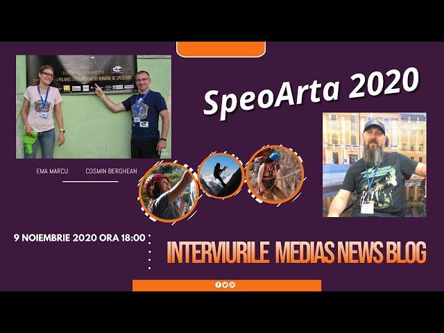 SpeoARTA la Interviurile Medias News Blog