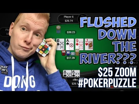 I GOT 99 PROBLEMS AND A FLUSH AINT ONE!! [Poker Strategy]