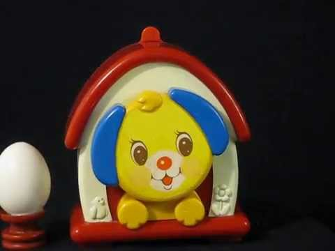 Music Box For Babies Barking Puppy