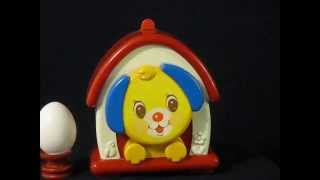 Music box for babies (barking puppy) series