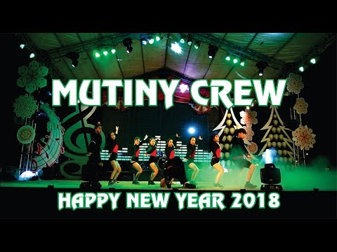 New Year 2018 With MUTINY Crew - Hoi An HipHop Community
