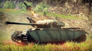 Strv 81 Обзор | ДЕРЗКАЯ СТЕРВА | War Thunder