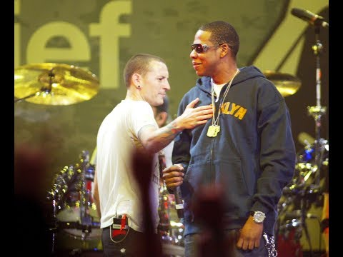 Jay-Z Honors Linkin Park's Chester Bennington With 'Numb/Encore' Performance