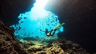 Justin Bastien Gets The Perfect Underwater Shot w/ Freediver Kimi Werner | Project: Behind the Lens