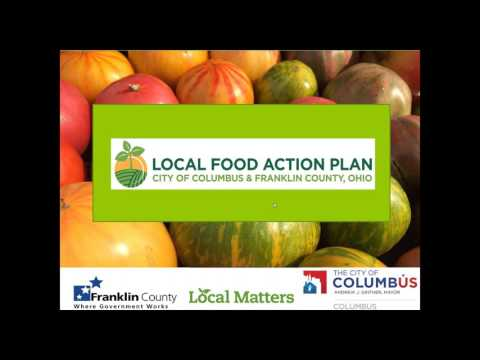 Planning and Community Health Webinar: Food Action Plans