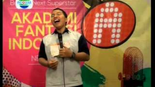 New AFI 2013 - Audisi Medan Part01