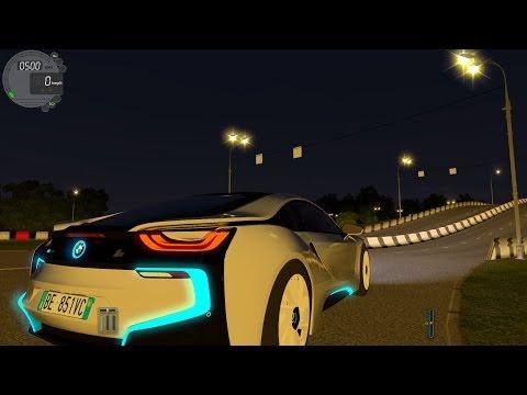 City Car Driving 1 4 1 Lamborghini Huracan Gameplay Wit