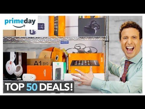 Top Amazon Prime Day Deals