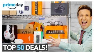 Top 50 Amazon Prime Day 2017 Deals - Watch BEFORE they Sell Out!