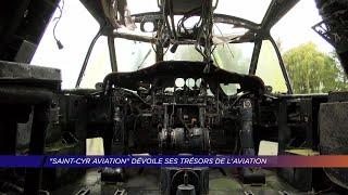 Yvelines | Saint-Cyr aviation partage dévoile ses trésors de l'aviation
