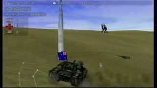 GHZ Pandora Tank Game Tread Marks portet by Ptitseb