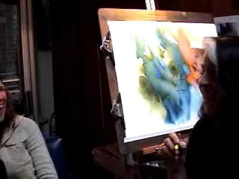 "Big Sur Artist Sofanya discusses ""Essence Portraits"" Process"