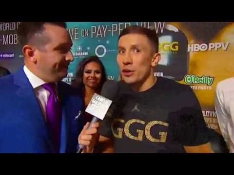´´ KAZAKHSTAN 4 EVER´´ - Funny GGG Weigh In Interview