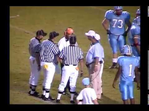 2005 Football Powell Valley High School - J I Burton High School 9-23-05