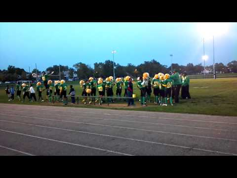 Sims Raiders, Cleveland, Oh muny league football.