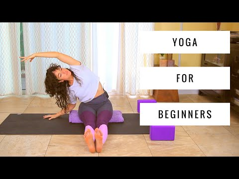 Yoga for Beginners - Full Body 20 Minute at Home Yoga Workout