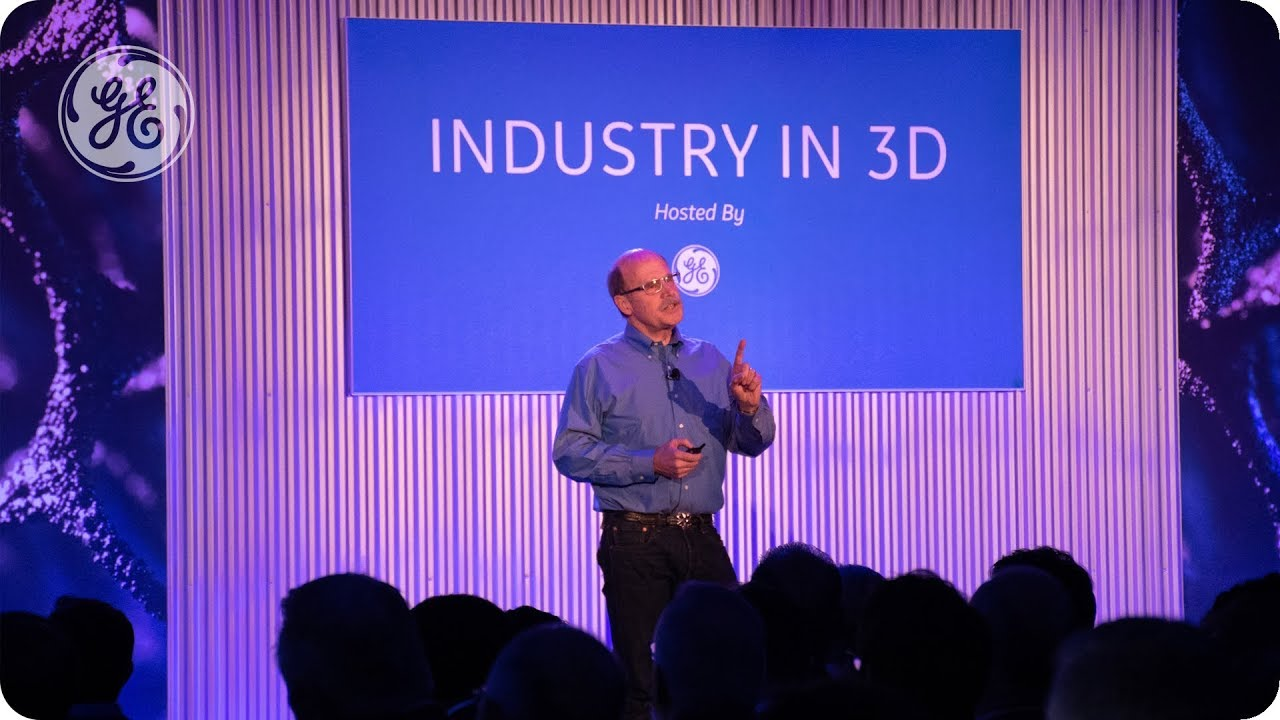 The Additive Manufacturing Revolution is Here | Industry in 3D