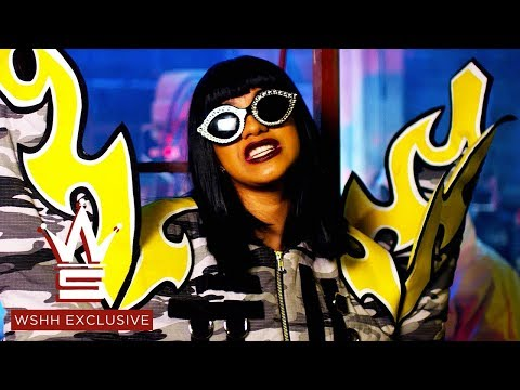 "Phresher Feat. Cardi B ""Right Now"" (WSHH Exclusive - Official Music Video)"