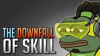 The Downfall of Skill in Overwatch