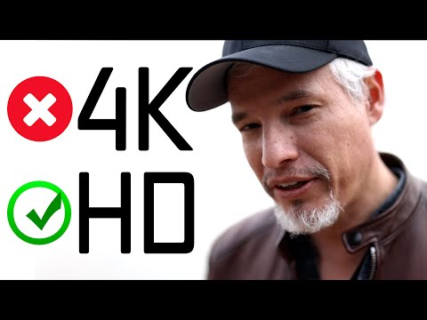 4K Failed: the TRUTH about HD vs 4K