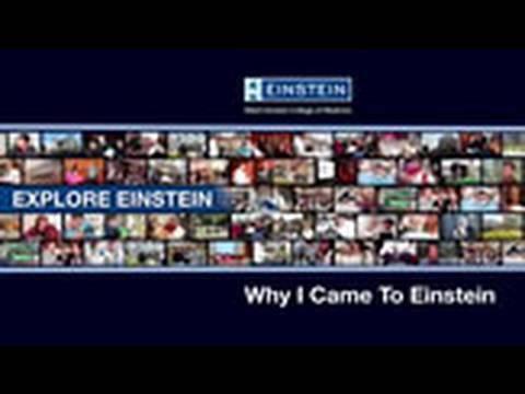 Choosing Albert Einstein College of Medicine