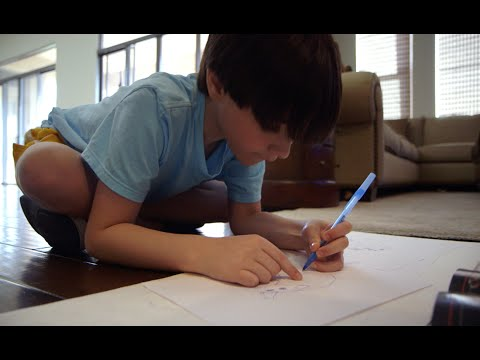 Creativity is a Superpower | Autism Awareness