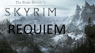 Skyrim Requiem (thief) 55: Alduin (MQ Final)