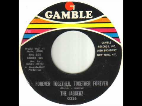 The Jaggerz - Forever Together, Together Forever.wmv
